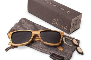 Shwood eyewear carrying case